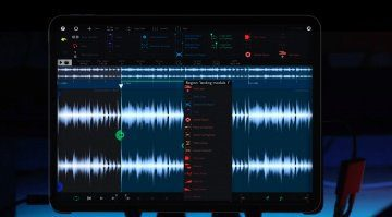 Living Memory Software Auditor: der umfangreiche Audio Editor für das iPad