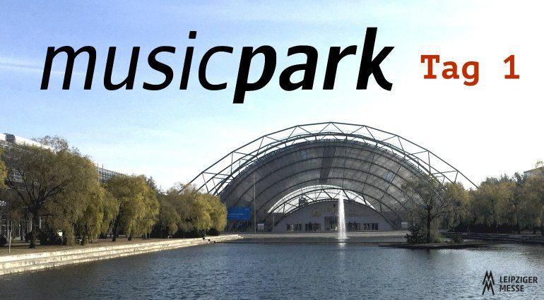 Musicpark 2019 bericht tag 1