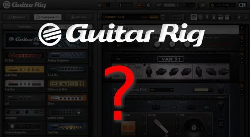 Native Instruments Guitar Rig 5 Quo Vadis Teaser