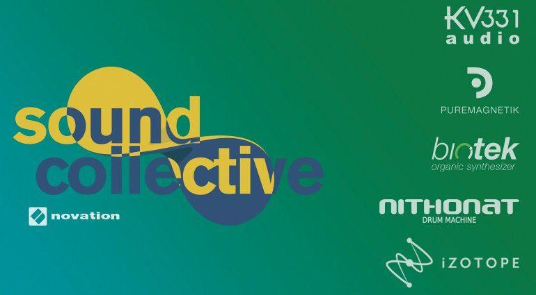 Novation Sound Collective Holiday Bundle