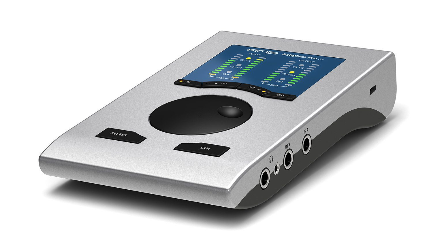 RME Babyface Pro FS Interface Front