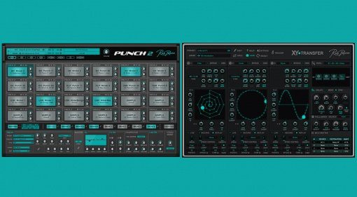 Rob Papen Punch 2 und XY-Transfer