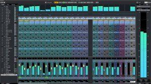 Steinberg Cubase 10.5 Mixer