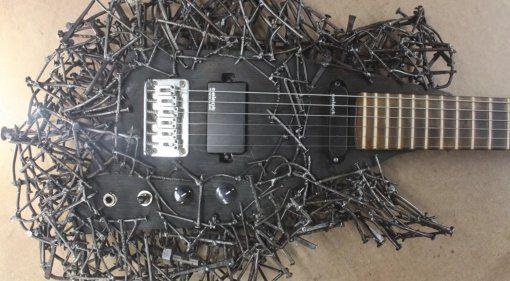 Tetanuscaster Guitar Nails