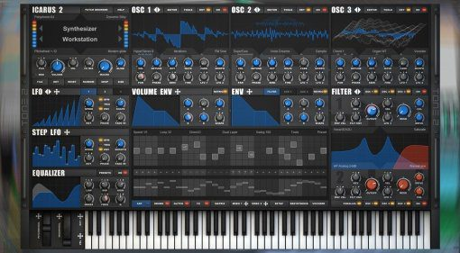 Tone2 Icarus2: Wavetable Synthesizer Update kommt bald