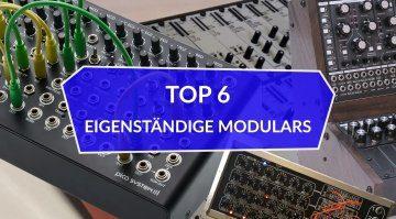 Top6 Eigenständige Modular Synths