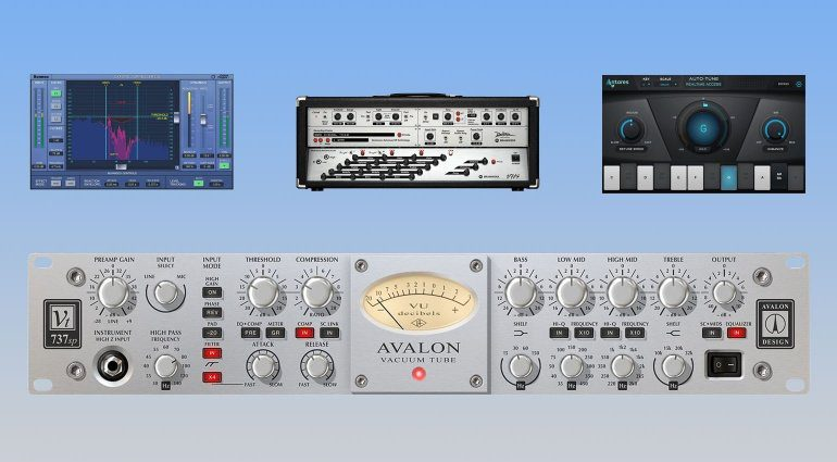Universal Audio UAD 9.11 Update