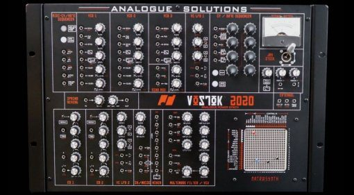 Analogue Solutions Vostok 2020