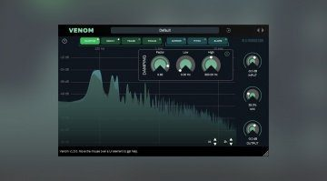 W.A. Production Venom Spectral FX