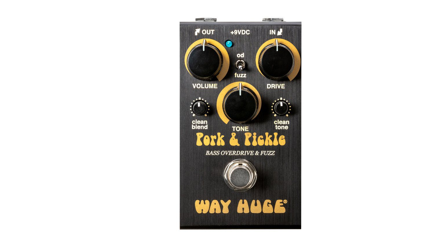 Way Huge Smalls Pork Picke Effekt Pedal Front