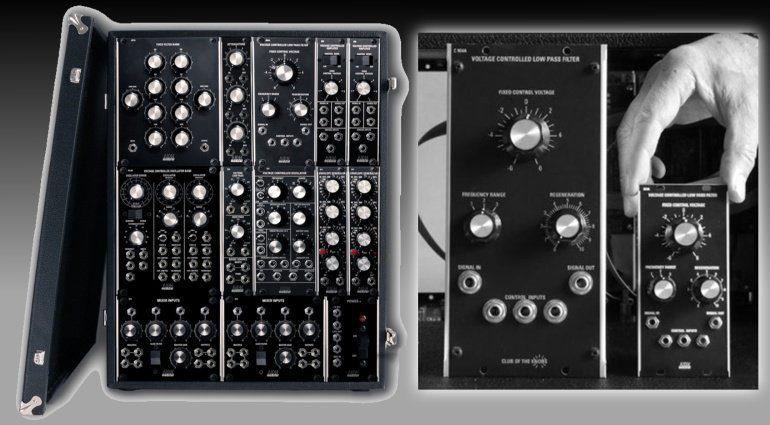 AION Moog Clone System 15
