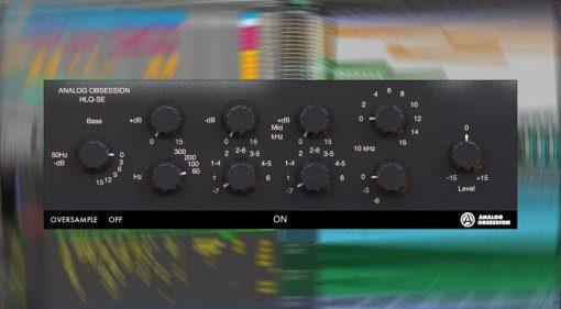 Analog Obsession HLQSE: eine Helios Type 69 Emulation mit extra Band