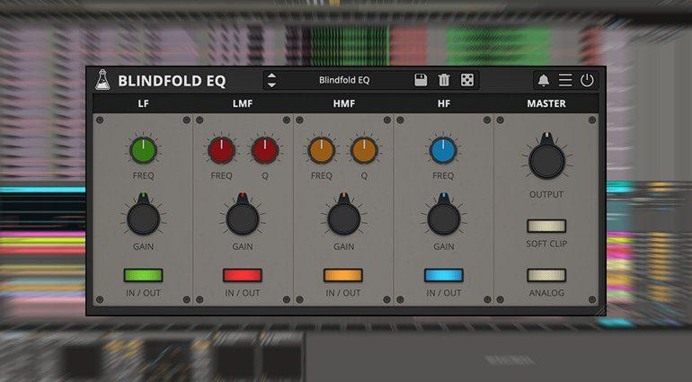 Geschenkt: AudioThing Blindfold EQ kostenlos herunterladen!