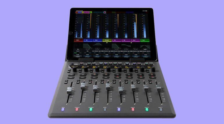 Avid S1 Mixing Controller jetzt erhältlich