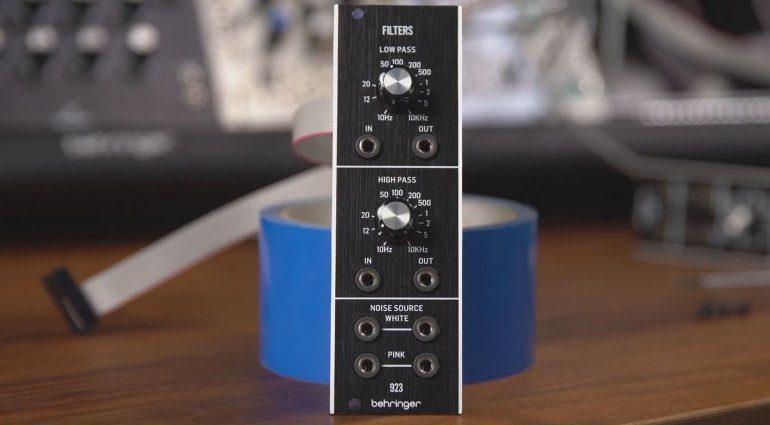 behringer 923-filter