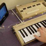 DIY C64 Tastatur