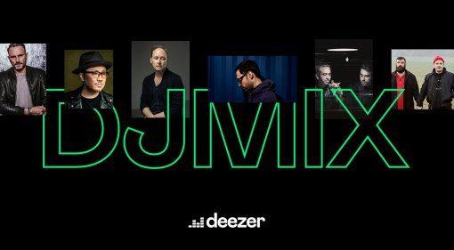 Deezer startet mit Streaming von DJ-Sets