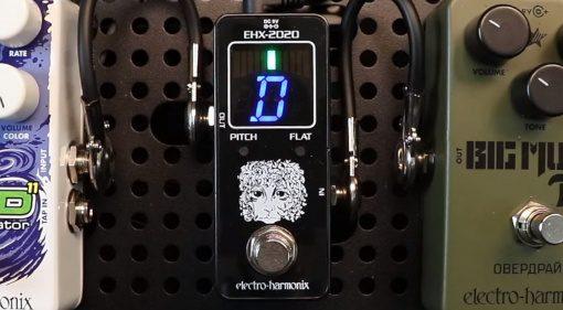 Electro Harmonix 2020 Tuner Effekt Pedal