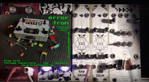 Error Instruments Raw Drum Error Tron