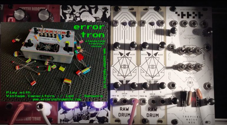 Error Instruments Raw Drum Error Tron