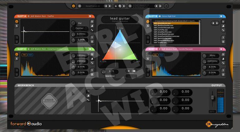 Forward Audio faIRmageddon: kostenloses IR-Plug-in mit User Input