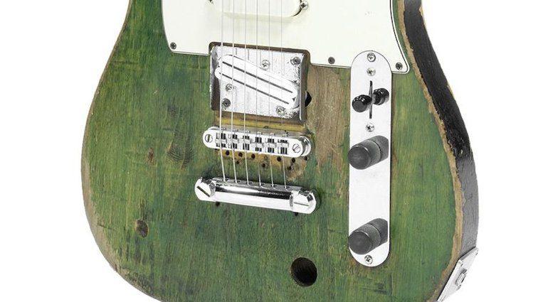 Francis Rossi Status Quo Fender Telecaster