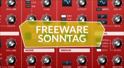 Freeware Sonntag: IterativeSinCluster, Devil Vocal Processor und Charlatan