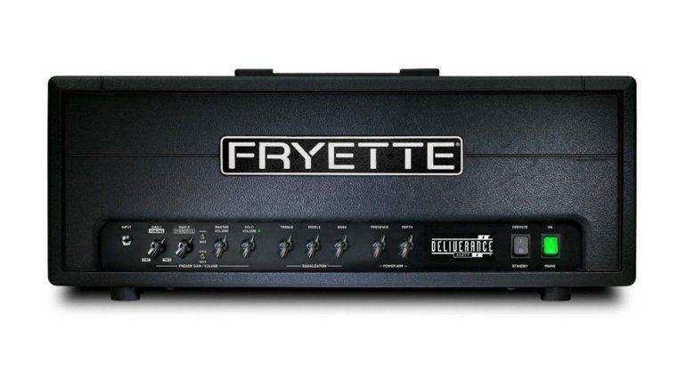 Fryette Deliverance Series II Verstaerker Topteil Front