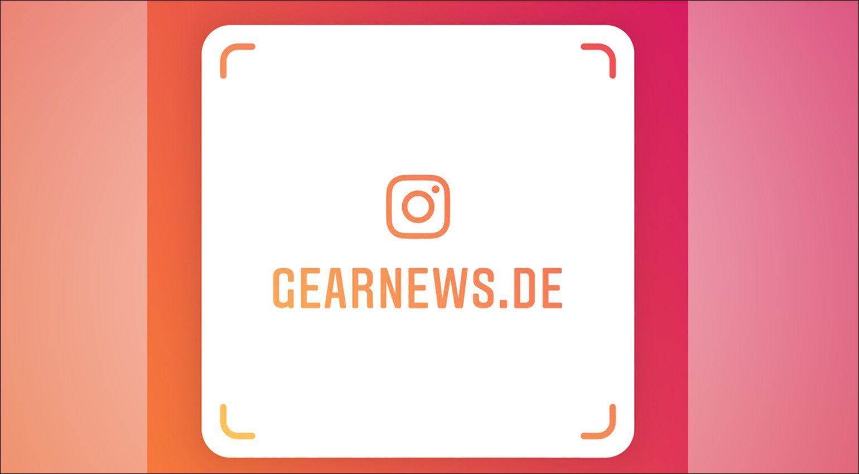 Unsere Gearnews.de Instagram-Seite