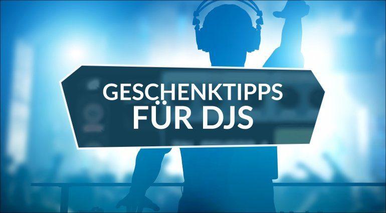 Geschenktipps fuer DJs