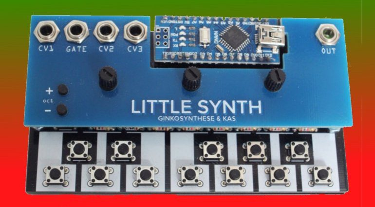 Ginkosynthese Kas Little Synth