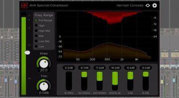 Harrison AVA Spectral Compressor