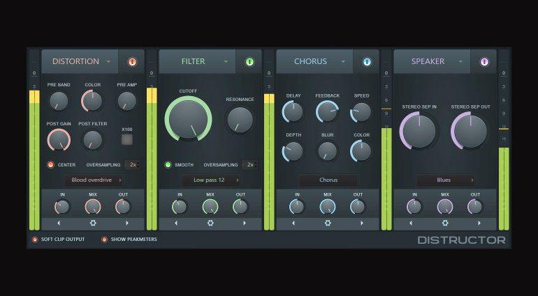 Image Line FL Studio Distructor