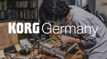 Korg eröffnet in Deutschland ein Entwicklungszentrum
