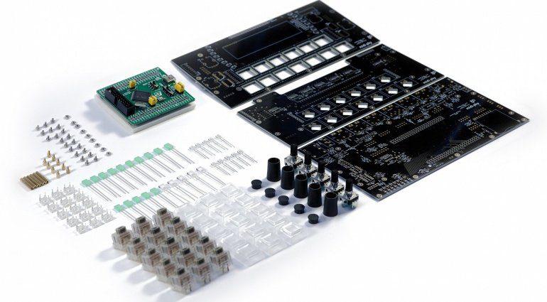 midiphy LoopA DIY Kit