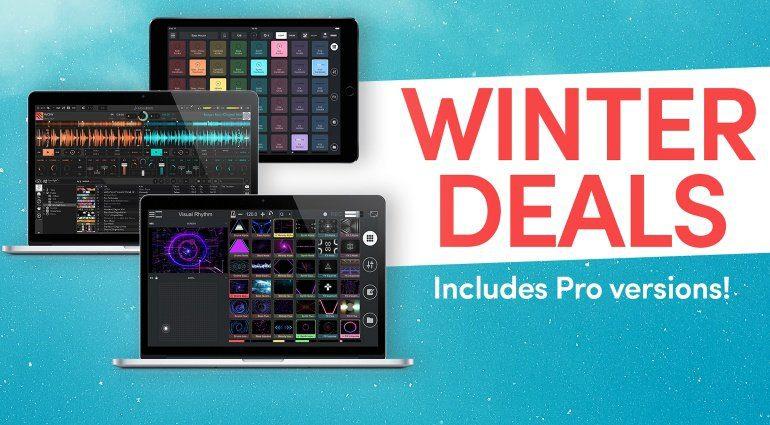 Mixvibes Winter Deals sind da