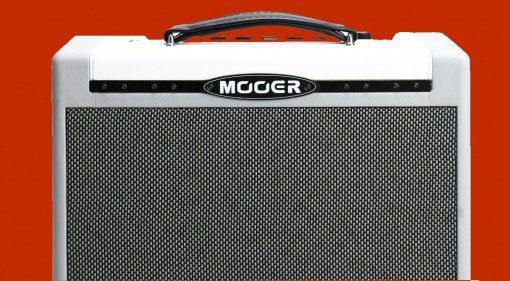 Mooer SD30 Modeller Combo Front Teaser