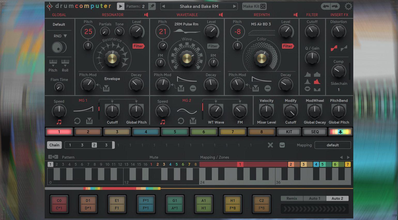Sugar Bytes DrumComputer Plug-in: mehr Drums geht eigentlich garnicht mehr!