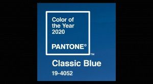 LANDR PANTONE Color of the Year 2020: The Classic Blue 19-4052 Sample Pack