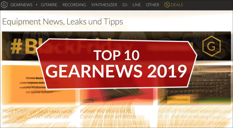 Gearnews 2019: Das waren die meistgelesenen Artikel des Jahres!