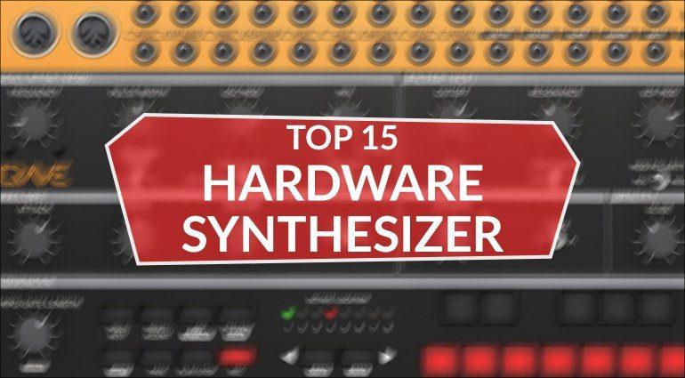 Hardware Synthesizer Top 15 des Jahres 2019 bei Thomann