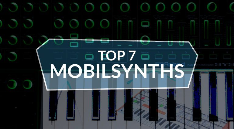 Top7 Mobile Synthesizer