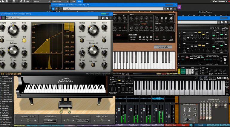 Acoustica Mixcraft 9