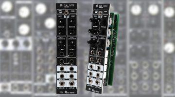 ADDAC 604 Dual Filter