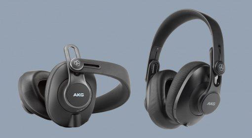 AKG K361-BT und K371-BT
