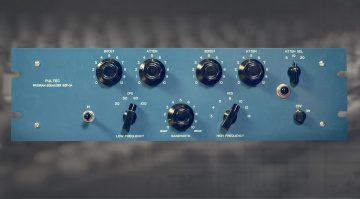 Analogvibes Tube Program EQ Kit