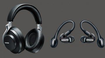 AONIC 50 Kabellose Kopfhörer mit Noise Cancelling und AONIC 215 True Wireless Sound Isolating Ohrhörer