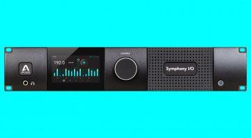 Apogee Symphony I/O Mk II Connect Series