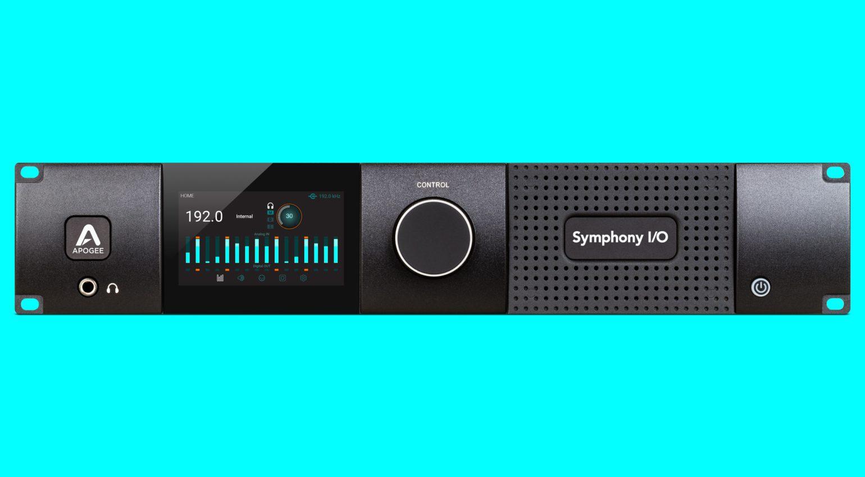 NAMM 2020: Apogee präsentiert Symphony I/O Mk II Connect Series