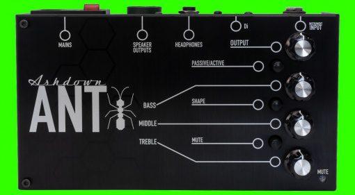 Ashdown Ant Pedal Bass Amp Teaser